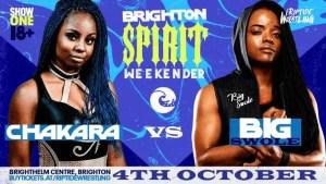 RIPTIDE Brighton Spirit Weekender