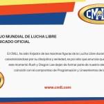 CMLL releases Rush Dragon Lee