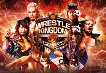 #NEWS: NJPW Announce Full Wrestle Kingdom 14 Two Day Card