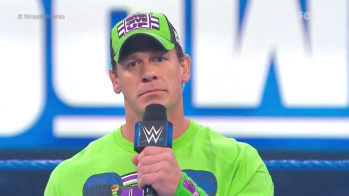 John Cena Bray Wyatt