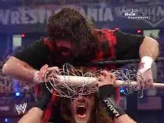WrestleMania Edge Mick Foley