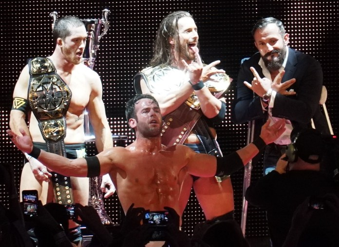 NXT After WrestleMania