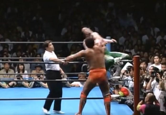 Misawa vs Kobashi