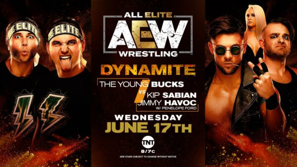 AEW Dynamite IGNITE for 6/17/20