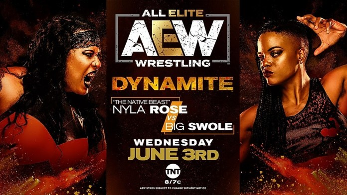 AEW Dynamite IGNITE for 6/3/20