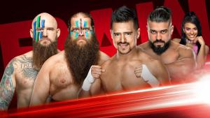 Raw in Advance for 7/13/20
