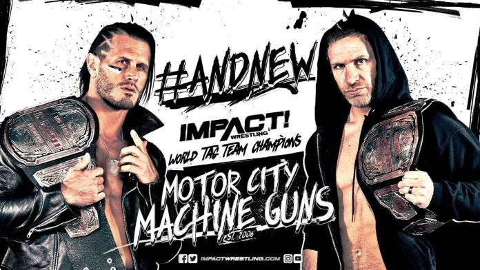 New IMPACT Tag Team Champions Crowned