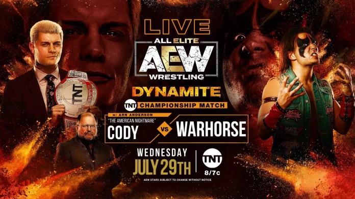 WARHORSE & Cody