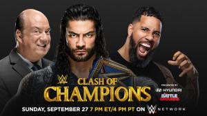 WWE Presents Clash Of Champions