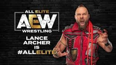 """The Murderhawk Monster"" Lance Archer"