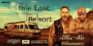 GCW The Last Resort