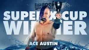Ace Austin wins the Super X Cup