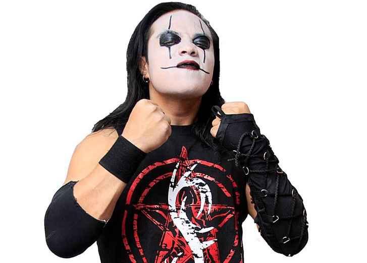 Dark Cuervo en la lucha libre independiente