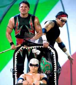 Super Crazy y los Mexicools