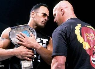 The Rock and Steve Austin - Rivals in the Ring, Brothers in Life