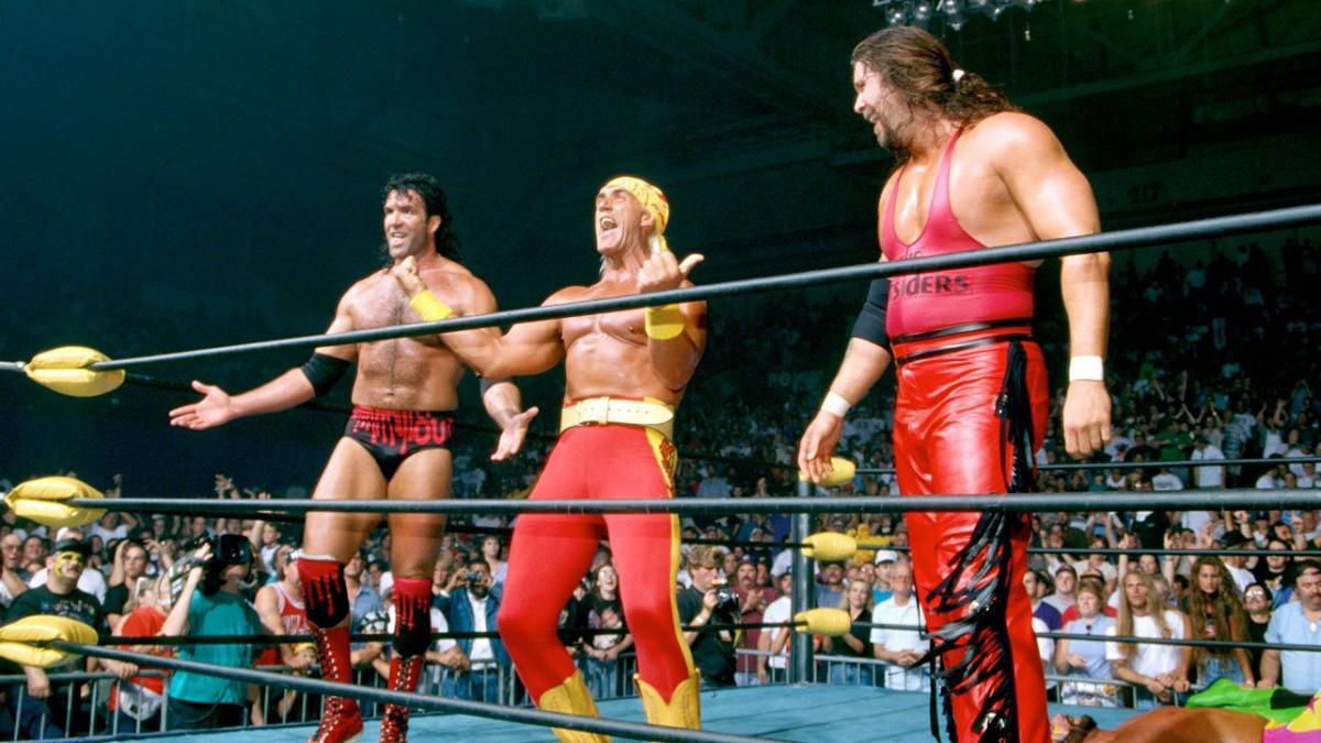 WCW Bash at the Beach, 1996