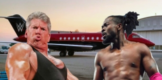 Jack Daniels and liquid courage - Kofi Kingston challenges Vince McMahon to a Fight!