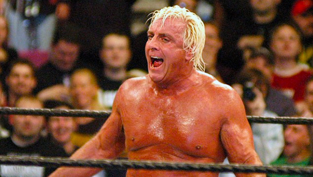 "Ric Flair blasts wrestling ""smarks."""