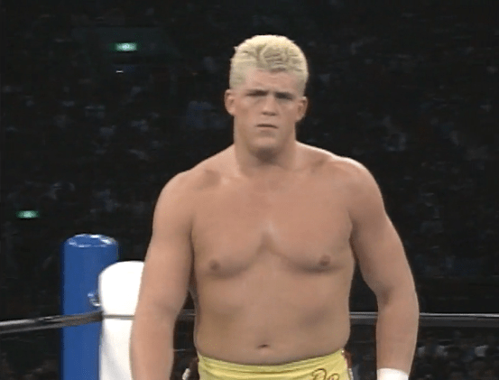 Dustin Rhodes on maintaining kayfabe back in the day