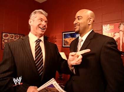 Vince McMahon pulls a fast one on Jonathan Coachman