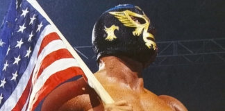"Del ""The Patriot"" Wilkes 