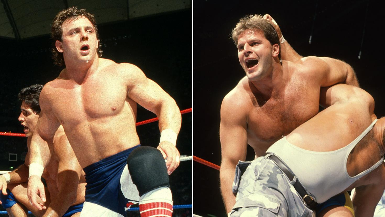 Dynamite Kid of the British Bulldogs and Jacques Rougeau of the Fabulous Rougeaus had a feud that went well beyond the ring.