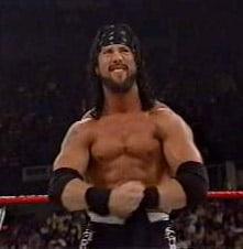 Sean Waltman flexing in the ring