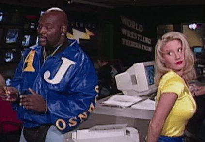 So, did Ahmed Johnson really get with Sunny in exchange for some drugs before leaving WWF with Chris? Jonny Candido speaks out about this age-old Internet rumor.