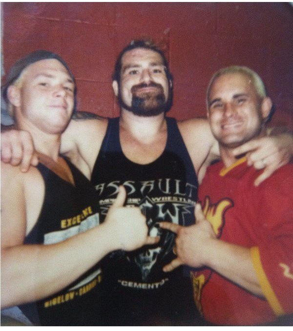Jonny Candido has a lot of great stories to share about his good friend, the late ECW great Balls Mahoney