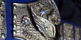 Championship Belt Maker Dave Millican Shares His Pieces of History