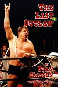 The Last Outlaw Wrestling Book Cover