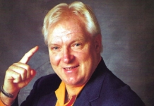 Bobby Heenan - the greatest wrestling manager of all time.