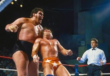 Andre the Giant - Stories of Brutalizing Wrestlers in the Ring