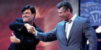 Eric Bischoff in WWE: The Story of How He Joined the Enemy