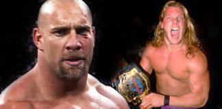 Chris Jericho and GoldbergFight | When David Beat Goliath