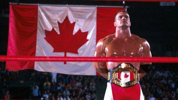 Lance Storm Canadian Champion