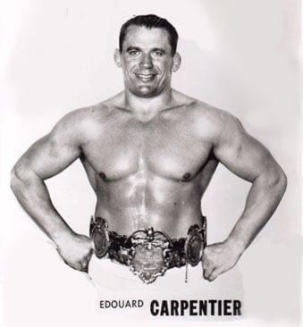 Edouard Carpentier