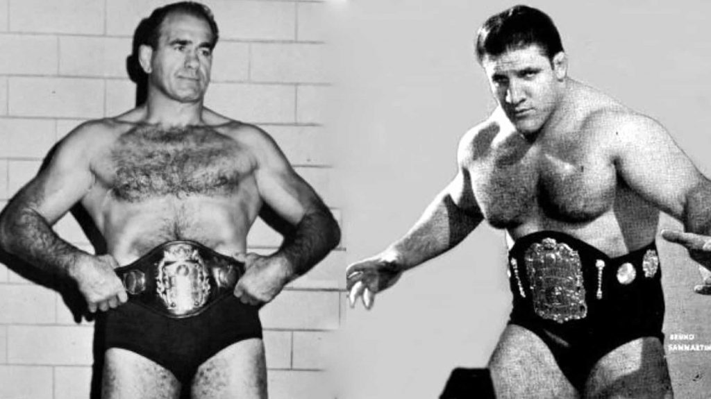 The late-great Killer Kowalski envisions what a dream match between Lou Thesz and Bruno Sammartino would have been like