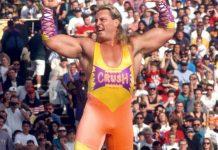 Wrestler Brian Adams | Shaka Brah - The Story of Crush