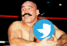 Iron Sheik making Twitter humble!