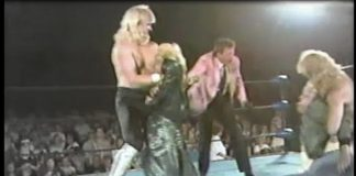 Jim Cornette and The Midnight Express Attack Baby Doll