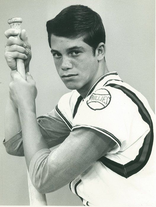 Randy Poffo was amongst one of the best baseball players in Illinois while in high school