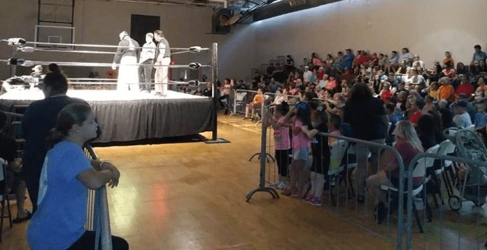 On a night when 350+ people paid to see a small indy show in Munford, Alabama, PWS writer Bobby Mathews got to spend a few moments with David Gann, appreciating just how far wrestling in Alabama had come.