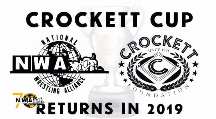 The Crockett Cup returns to the NWA in 2019. Stay tuned!