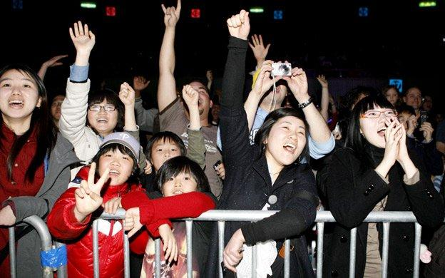 The capacity crowd inside Chamsil Olympic Stadium were overjoyed when WWE Raw superstars came to South Korea in 2008. This was the last time WWE was in town but the interest in wrestling over there is greater than ever.