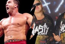 Ken Shamrock and The Nasty Boys   The Barbaric Hotel Incident