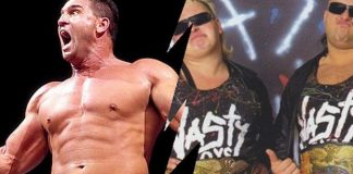 Ken Shamrock and The Nasty Boys | The Barbaric Hotel Incident