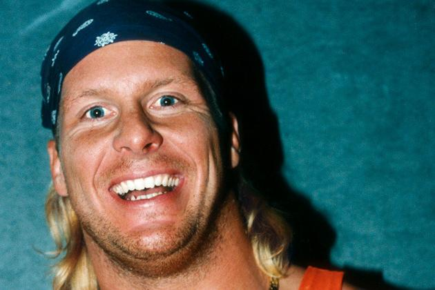 Steve Austin began growing his hair out again and showed a bit of edge while with ECW in 1995. This is where, with the direction and creative freedom of Paul Heyman, he proved he was one of the best promos in the business.