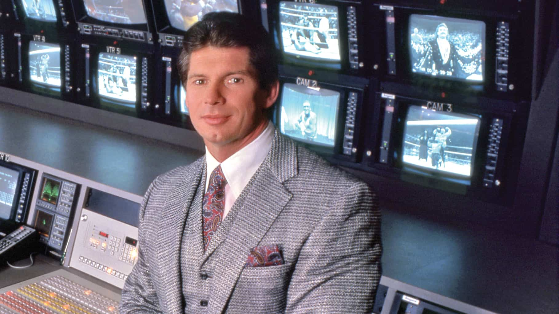 How my old boss Vince McMahon once saved the day for a lot of workers who had been wished luck on their future endeavors.