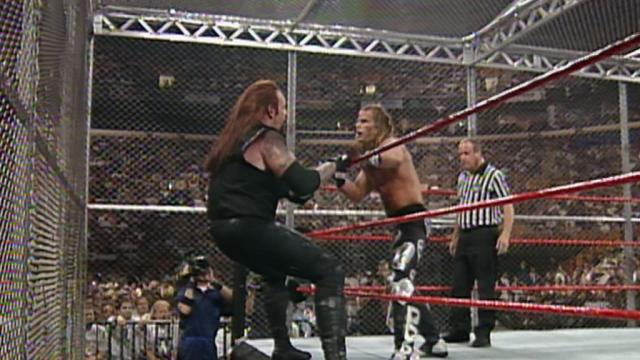 The Hell in a Cell match, which featured Undertaker vs. Shawn Michaels, was first introduced at WWF Badd Blood on October 5, 1997, at the Kiel Center in St. Louis.